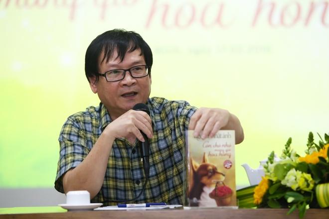 Nha van Nguyen Nhat Anh: 'Ai noi xau, toi chi cuoi cho qua' hinh anh 1