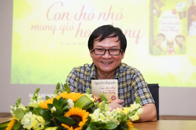 Nha van Nguyen Nhat Anh: 'Ai noi xau, toi chi cuoi cho qua' hinh anh