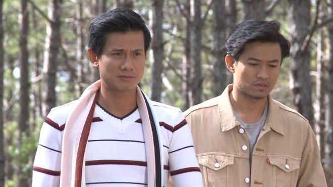 Quy Binh lam nguoi bi an trong phim moi hinh anh 1