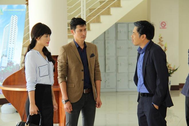 Thai Hoa gio thu doan trong phim moi hinh anh 1