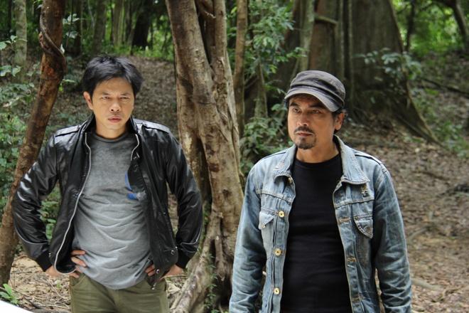 Thai Hoa gio thu doan trong phim moi hinh anh 2
