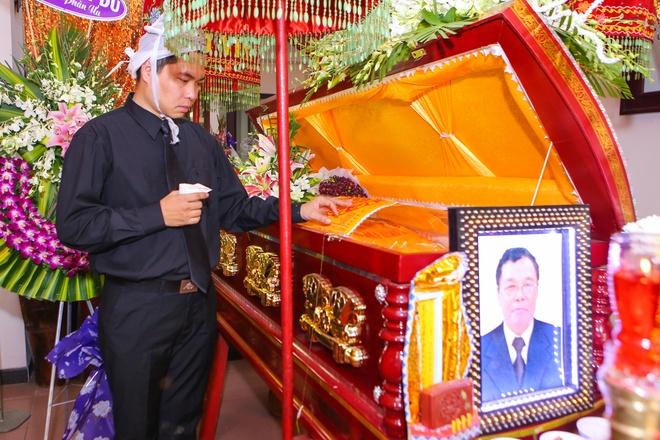 Nghe si Sai Gon thuong tiec tien dua dao dien Chau Hue hinh anh 4