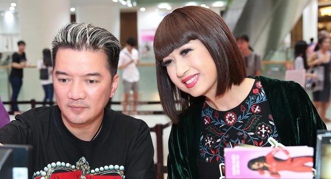 Dam Vinh Hung ru danh ca Y Lan di xem phim hinh anh