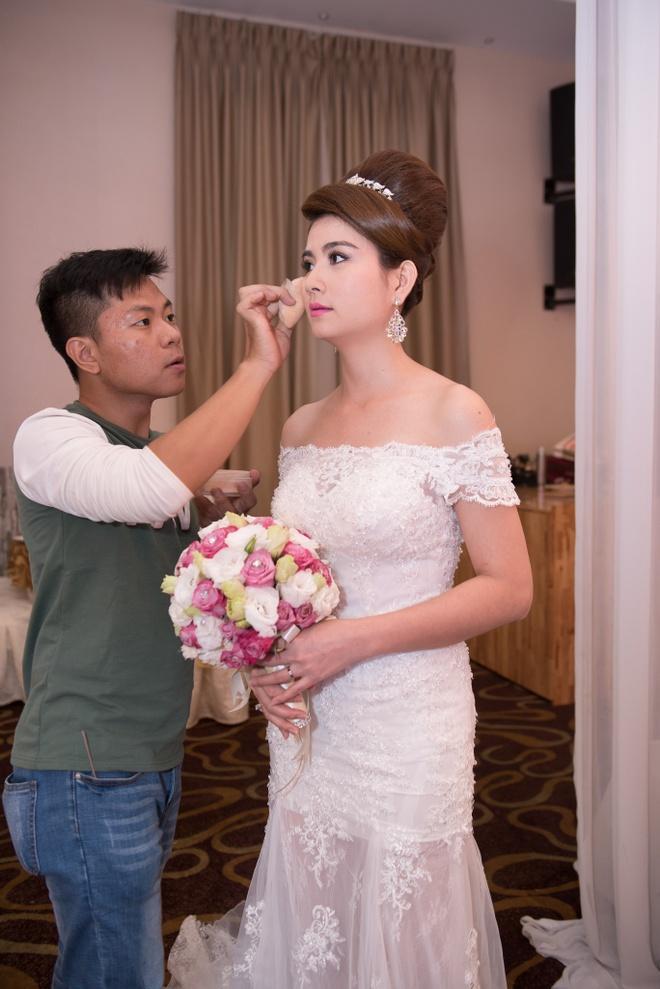 Thanh Duy - Kha Ly bat khoc trong hon le vi MC Dai Nghia hinh anh 1