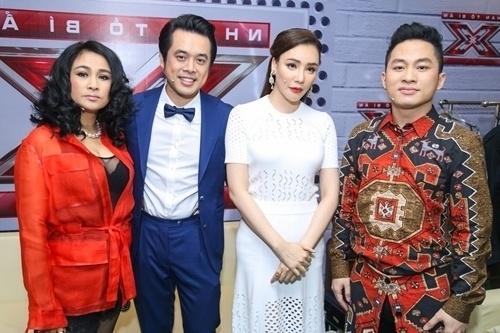 Thanh Lam co la 'tham hoa' khi ngoi ghe nong X-Factor? hinh anh 2
