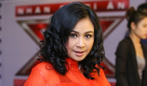 Thanh Lam co la 'tham hoa' khi ngoi ghe nong X-Factor? hinh anh