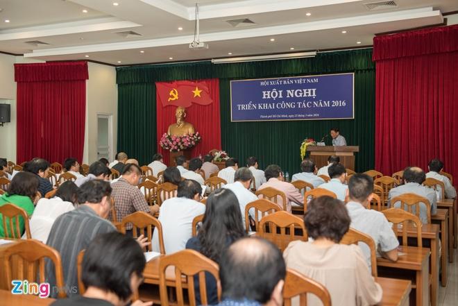 'Nganh Xuat ban Viet Nam dang tang truong tot' hinh anh 2