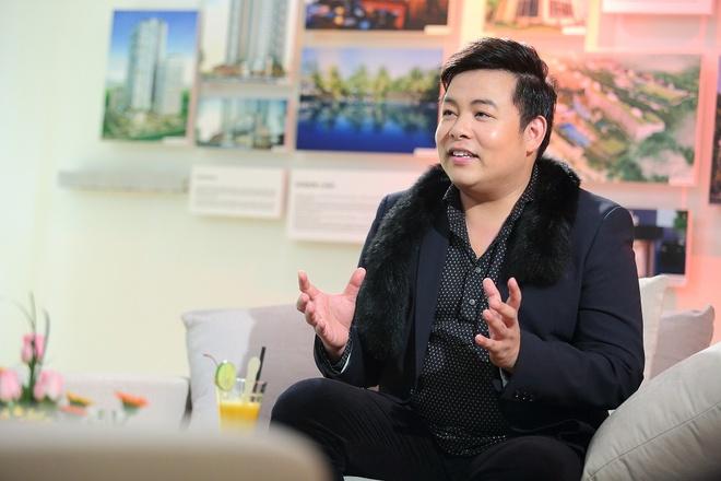 Quang Le giai thich chuyen khai gian tuoi hinh anh 1