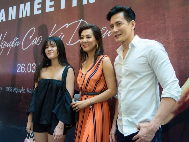 Nguyen Cao Ky Duyen lan dau hop fan tai TP HCM hinh anh 6