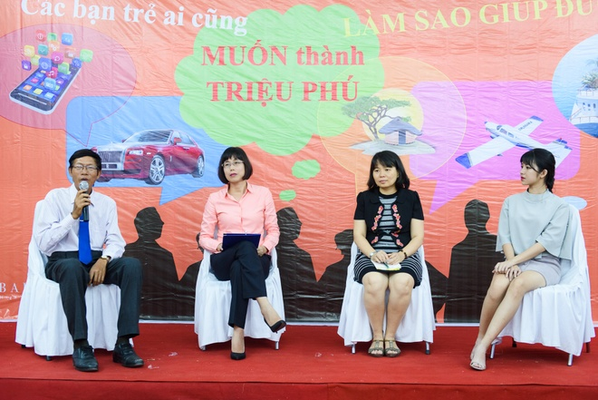 Hot girl 'Duong len dinh Olympia' muon tro thanh bac si hinh anh 2
