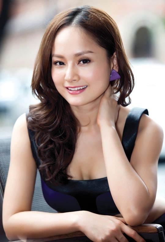Lan Phuong len tieng ve tin don bi danh ghen hinh anh 2