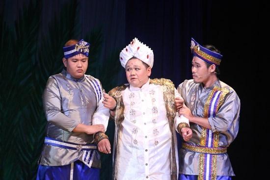 Dien vien khong nhan cat-xe de duy tri san khau cua Minh Beo hinh anh 1