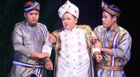Dien vien khong nhan cat-xe de duy tri san khau cua Minh Beo hinh anh