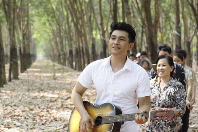Nguyen Hong An lan dau lam MV nhac Trinh hinh anh 1
