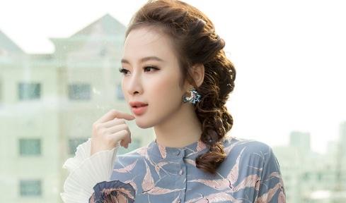 Angela Phuong Trinh tham du tuan phim Viet tai CH Czech hinh anh