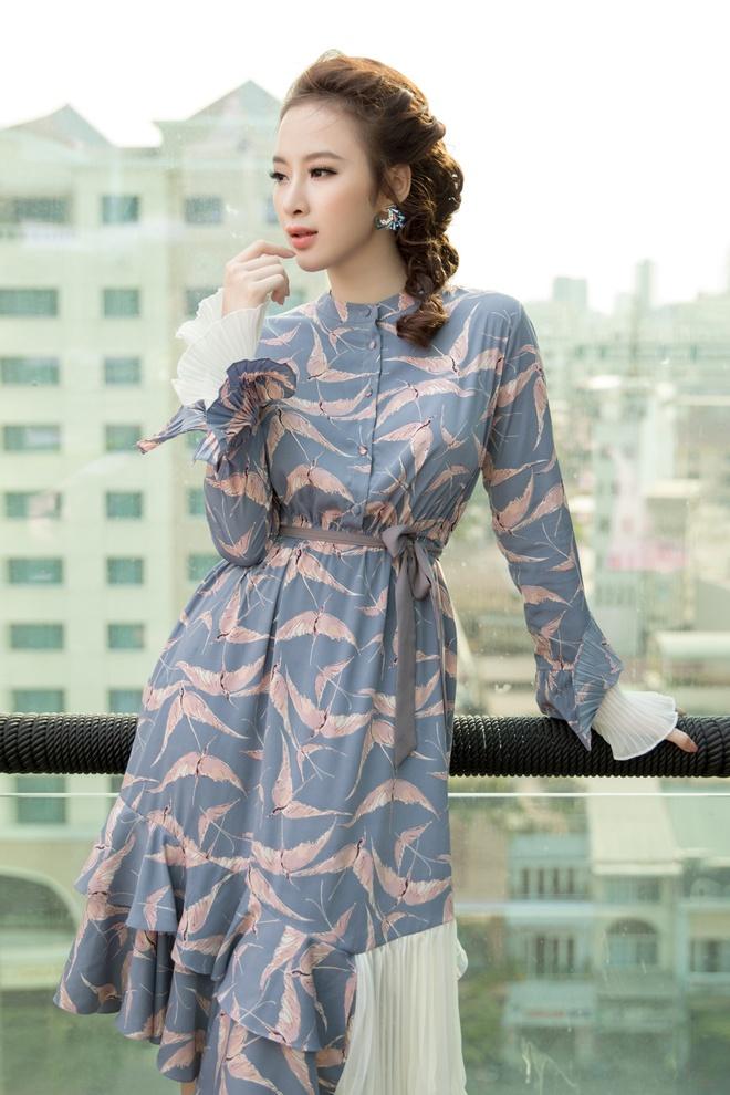 Angela Phuong Trinh tham du tuan phim Viet tai CH Czech hinh anh 2