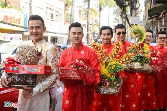Luong The Thanh - Thuy Diem hon nhau ngot ngao hinh anh 6