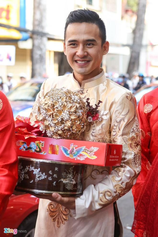 Luong The Thanh - Thuy Diem hon nhau ngot ngao hinh anh 7