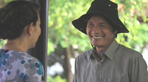NSUT Cong Ninh lam nguoi cha cam chiu trong phim moi hinh anh
