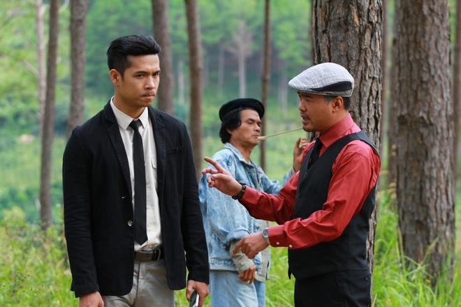 Truong The Vinh doi dau Ha Tri Quang trong phim moi hinh anh 2