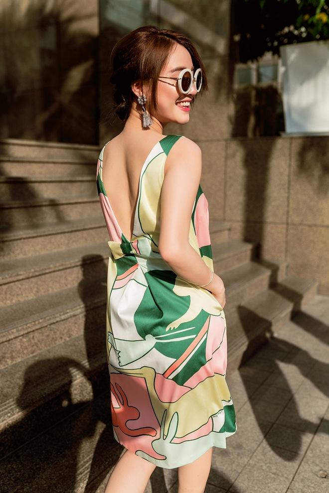 Street style ngay cang sanh dieu cua Nha Phuong hinh anh 6