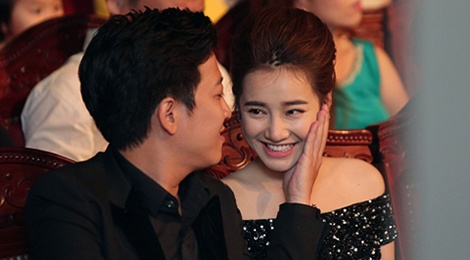 Nha Phuong: 'Toi yeu Truong Giang vi anh ay rat that' hinh anh