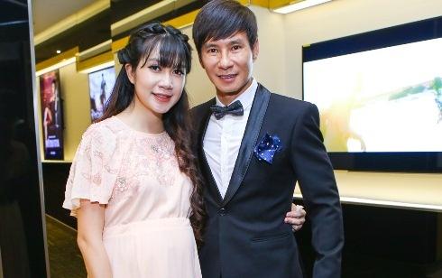 Vo Ly Hai vac bung bau 6 thang den du ra mat phim hinh anh
