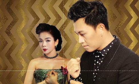 Le Quyen tiep tuc giup Hoang Hiep lam album moi hinh anh