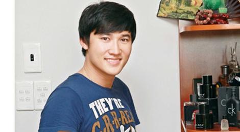 Dien vien Ha Tri Quang: 'Toi do ky voi Tran Thanh' hinh anh