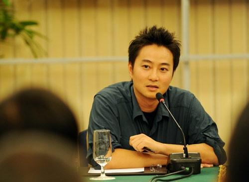Le Van Kiet: 'Khong buon vi co nhieu phim bi cam chieu' hinh anh
