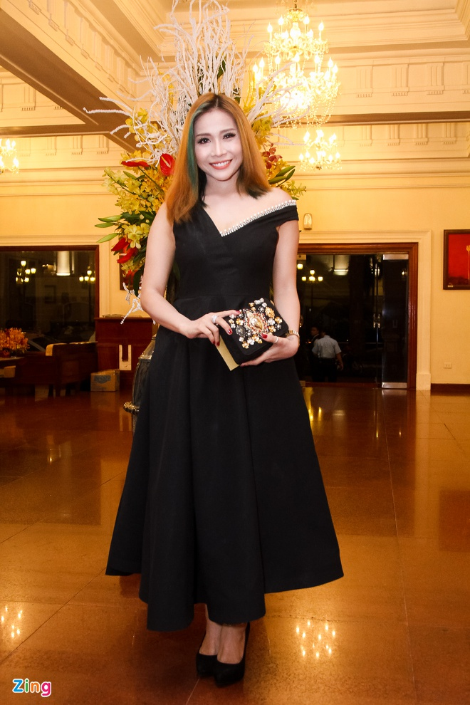 Ban trai om eo Ngoc Lan du dam cuoi Quang Tuan - Linh Phi hinh anh 8