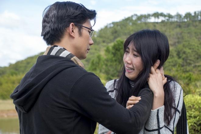 Nhan Phuc Vinh va ban trai Ngoc Lan lam doi thu trong phim hinh anh 1