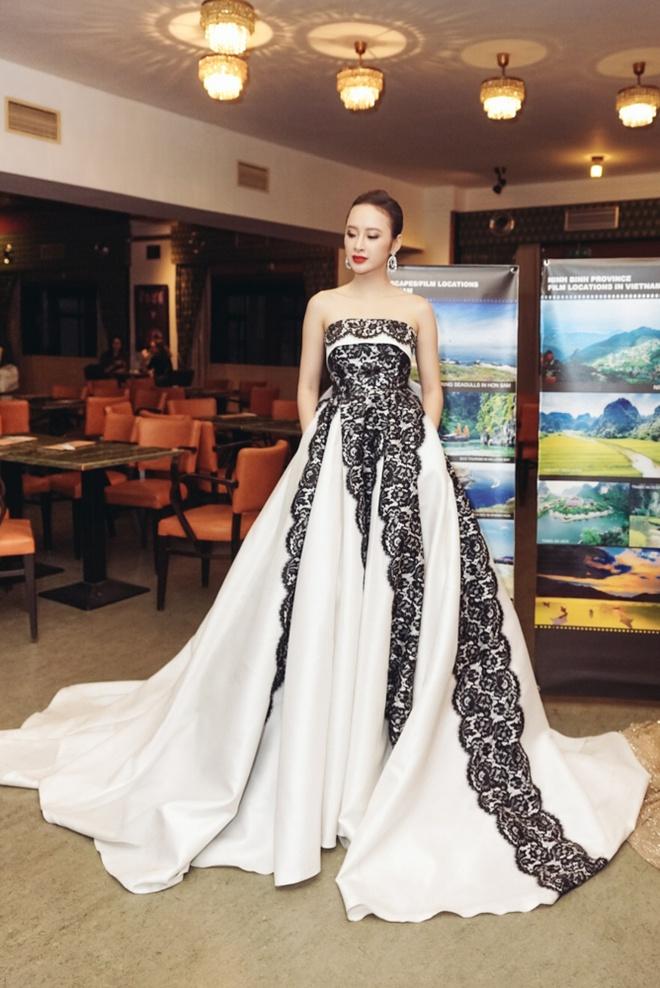 Angela Phuong Trinh o Tuan le phim Viet Nam tai Czech hinh anh 2