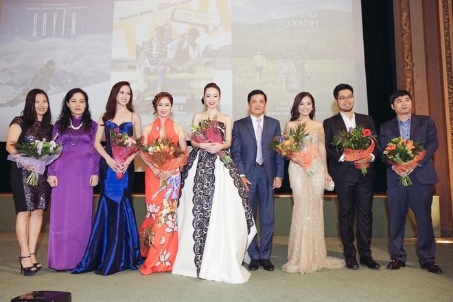 Angela Phuong Trinh o Tuan le phim Viet Nam tai Czech hinh anh 6