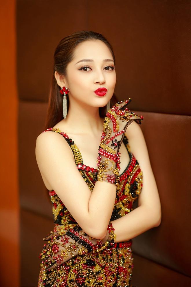 Bao Anh ruc ro trong dem chung ket Hoa hau bien 2016 hinh anh 4