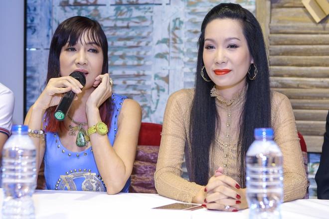 Truong Nam Thanh om 2 nguoi dep trong su kien hinh anh 8