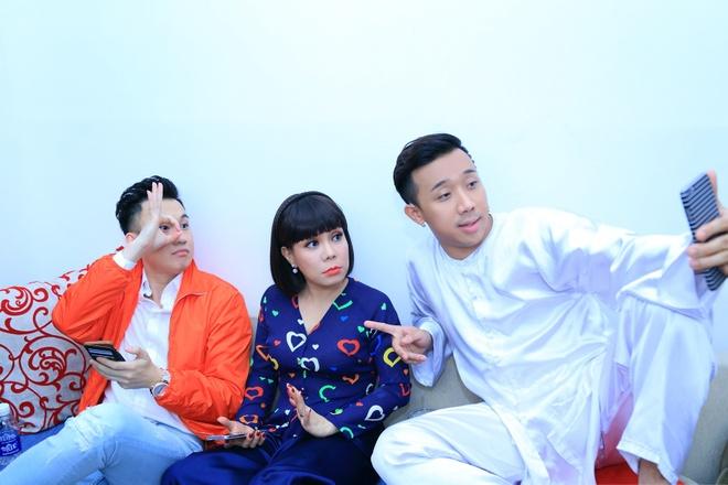 Duong Trieu Vu, Viet Huong treu gheo Tran Thanh hinh anh 3