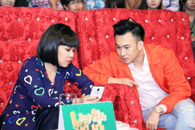 Duong Trieu Vu, Viet Huong treu gheo Tran Thanh hinh anh 4