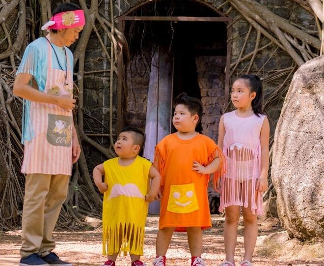 Hoai Linh lam ao thuat de muu sinh trong phim moi hinh anh 5