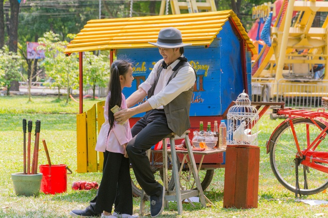 Hoai Linh lam ao thuat de muu sinh trong phim moi hinh anh 2