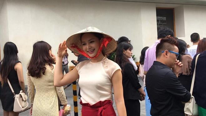 Lan Phuong mang qua dac biet tang Tong thong Obama hinh anh 1