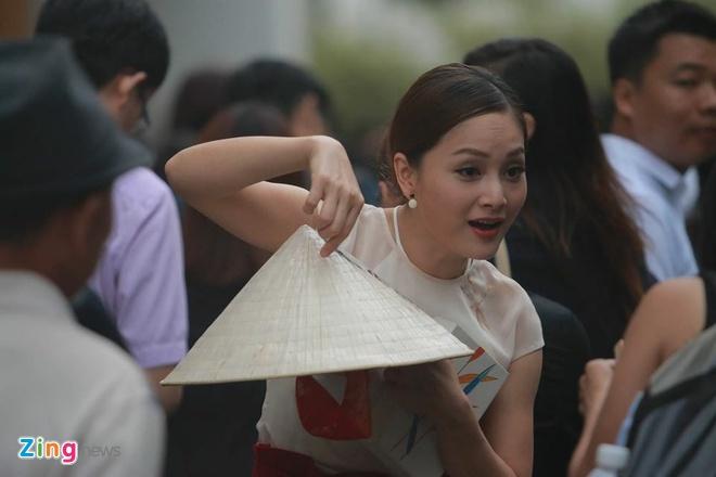 Lan Phuong mang qua dac biet tang Tong thong Obama hinh anh 4