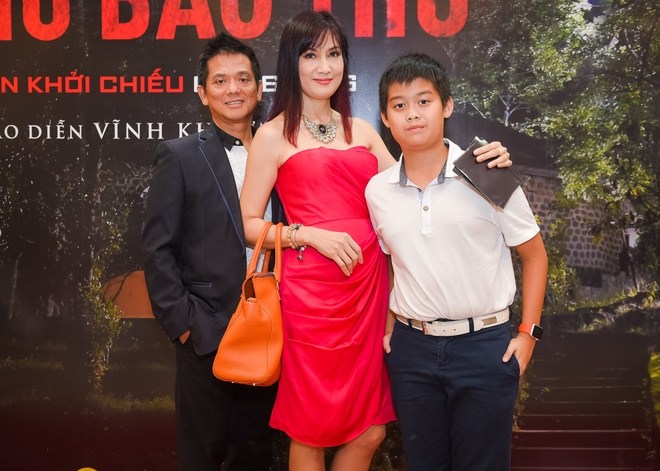 Sao Viet tap nap ra mat phim 'Ma nu bao thu' hinh anh 5