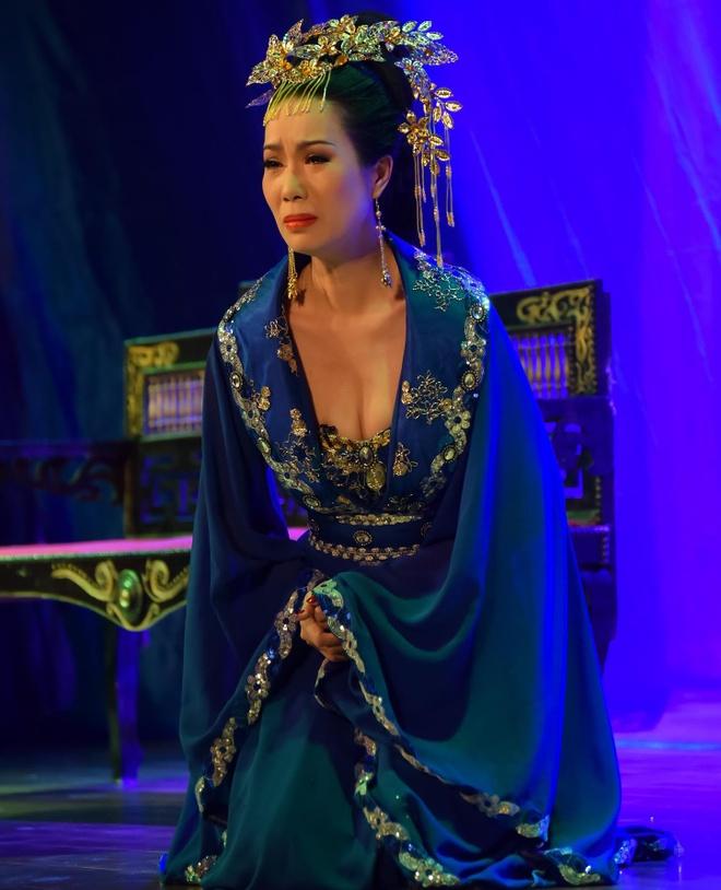 Trinh Kim Chi tap vo Ky an cung tam ke anh 1