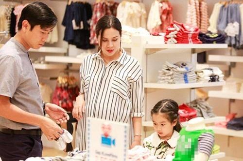 Luu Huong Giang bi mat sinh con gai thu 2 hinh anh 1