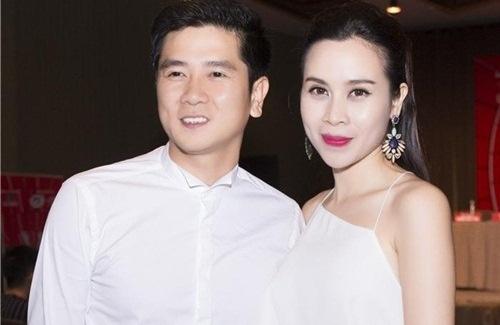 Luu Huong Giang bi mat sinh con gai thu 2 hinh anh