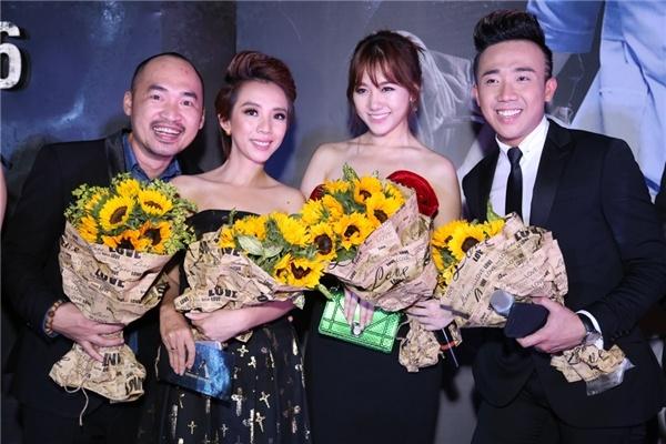 Tien Luat: 'Tran Thanh noi qua nhieu, lan at nguoi khac' hinh anh 2
