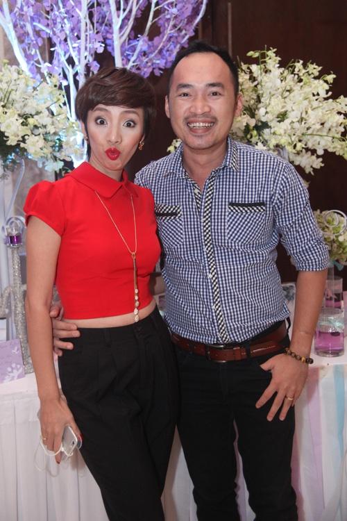 Tien Luat: 'Tran Thanh noi qua nhieu, lan at nguoi khac' hinh anh 3