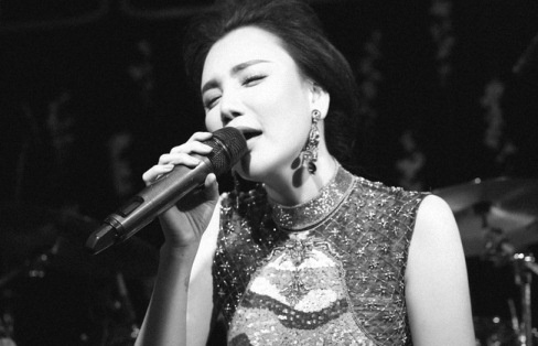 Ho Quynh Huong cover ngau hung hit cua Uyen Linh hinh anh