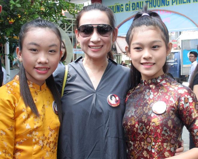 Dan sao Viet du le gio cua NSND Phung Ha hinh anh 3